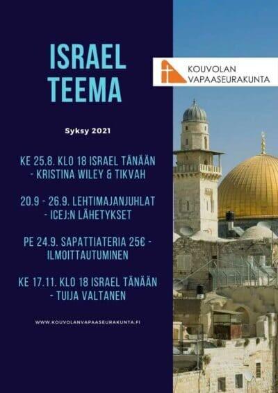 Israel tänään