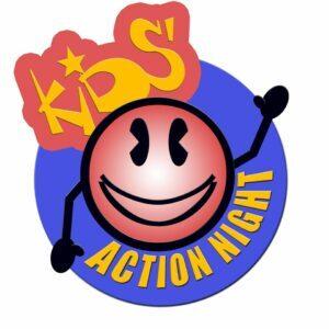 12.11. KID'S ACTION NIGHT